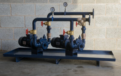 Applied Pumps supply Skid Sets for Fuel Forwarding