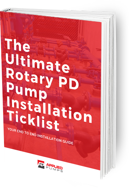 The Ultimate Rotary PD Pump Installation Ticklist