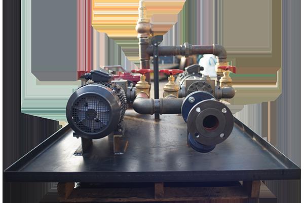 Custom Built Pump Packages